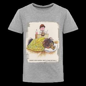Thelwell Pony is sleeping ~ 1846