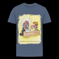 T-Shirts ~ Teenager Premium T-Shirt ~ Thelwell Pony is rheumy