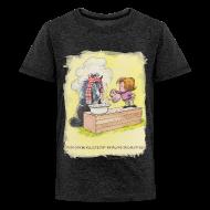 Shirts ~ Teenage Premium T-Shirt ~ Thelwell Pony is rheumy