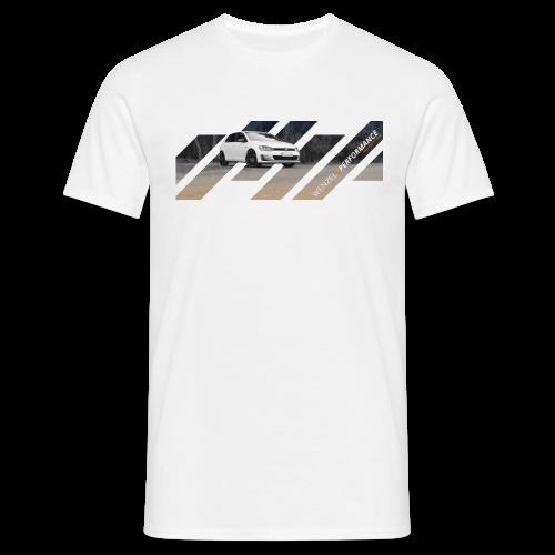 WPM GTI Design Shirt - Männer T-Shirt