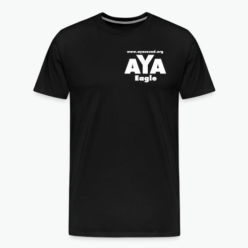 Anmeldungsprogrammierer - Männer Premium T-Shirt