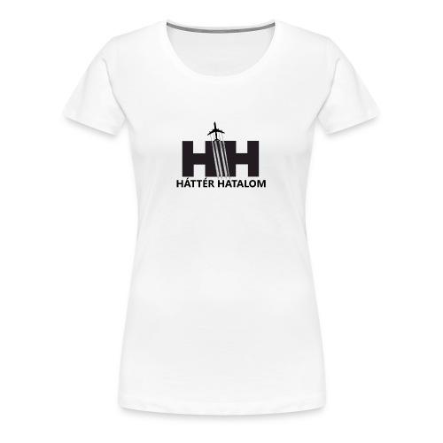 Női ruvidujjú póló - Women's Premium T-Shirt