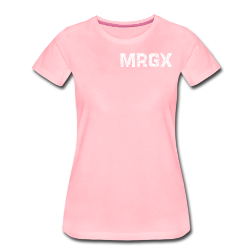MRGX T-Shirt Frauen - Frauen Premium T-Shirt