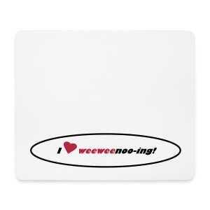 i_love_weeweenooing Other - Mouse Pad (horizontal)