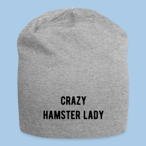 Crazy hamster lady pipo - Jersey-pipo