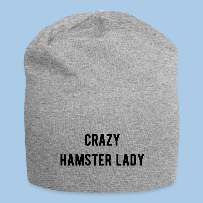"""Crazy hamster lady"" pipo"