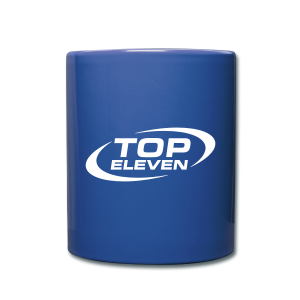 Logo Mug - Blue - Full Colour Mug