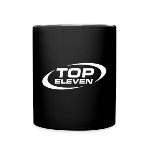 Logo Mug - Black - Full Colour Mug