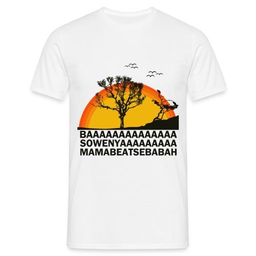 T-Shirt 'Lion King' - Mannen T-shirt