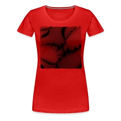Feathery - Women's Premium T-Shirt