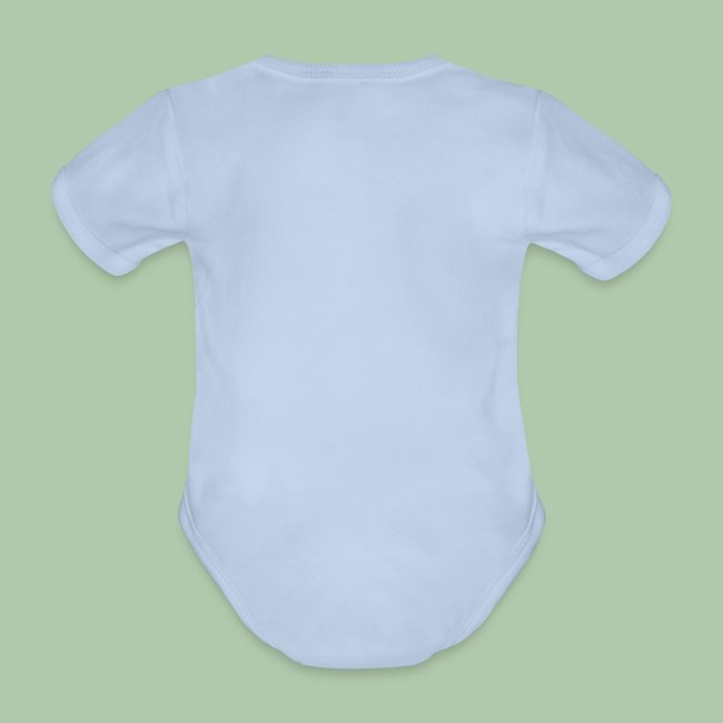 DAS' AILTON - Baby Kurzarm-Body - freie Farbwahl