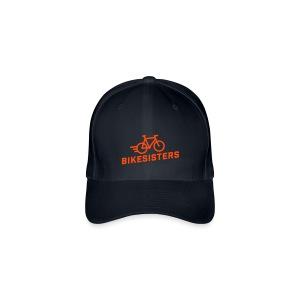 BIKESISTERS Kappe - Flexfit Baseballkappe