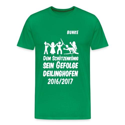Gefolge BUNKE - Männer Premium T-Shirt