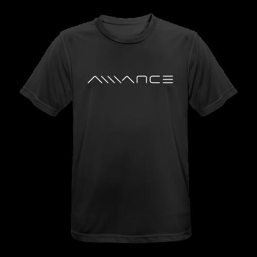 Modern | Active Shirt | Multicolor - Men's Breathable T-Shirt