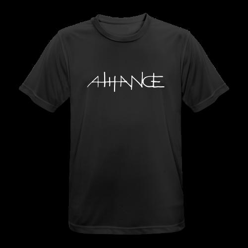 Crosses | Active Shirt | Multicolor - Men's Breathable T-Shirt