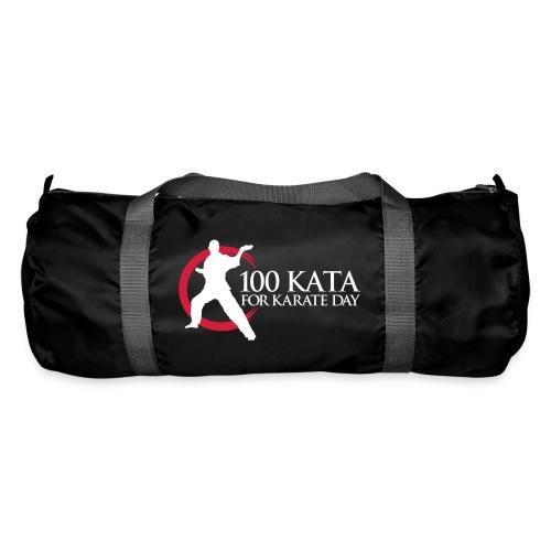 100 Kata Challenge dogi bag - Duffel Bag