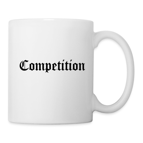Competition Coffee Mug - Mug