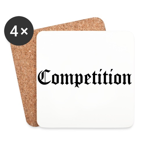 Competition Coasters - Coasters (set of 4)