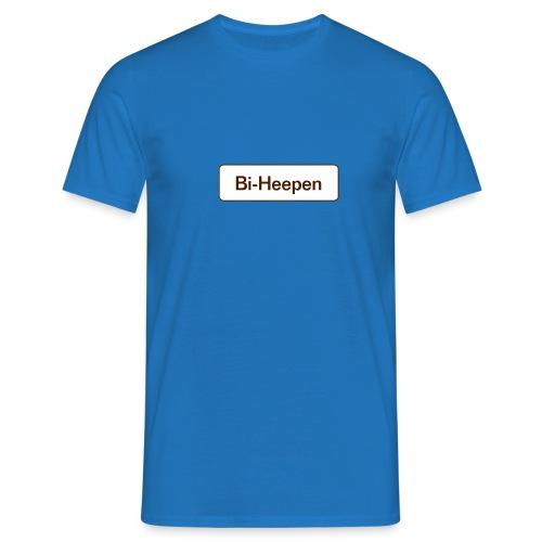 Bielefeld-Heepen: Bekenner-Shirt. - Männer T-Shirt