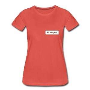 Bielefeld-Heepen: Bekenner-Shirt. - Frauen Premium T-Shirt