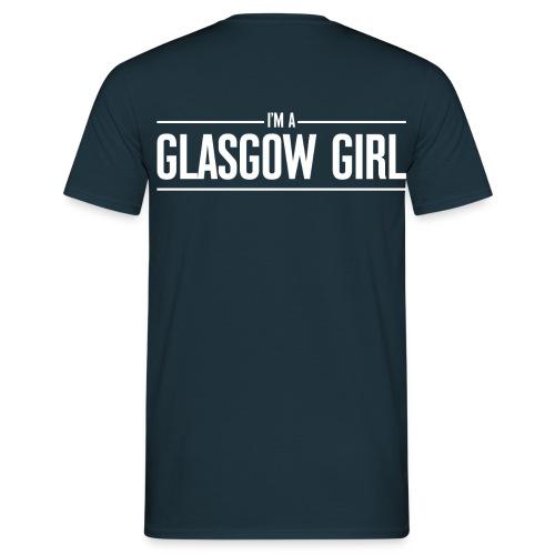 Glasgow Girl t-shirt - Men's T-Shirt
