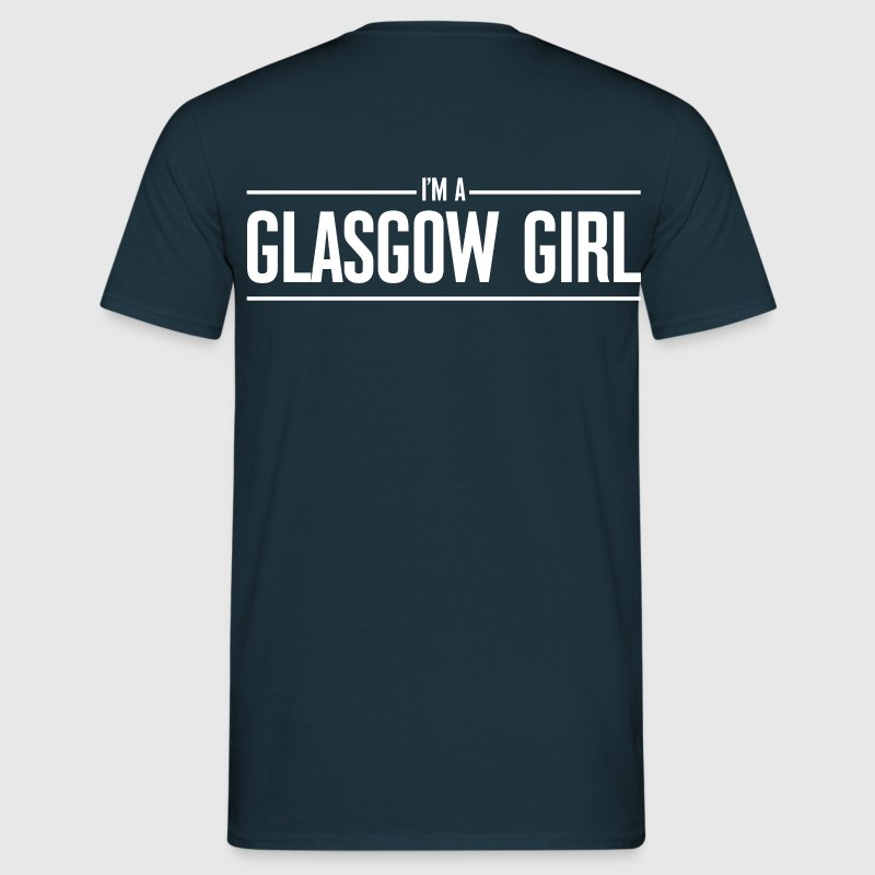Glasgow Girl t-shirt - Men's T-Shirt