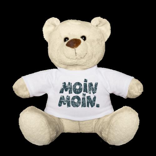 Moin Moin. (Vintage Blau) Teddybär - Teddy