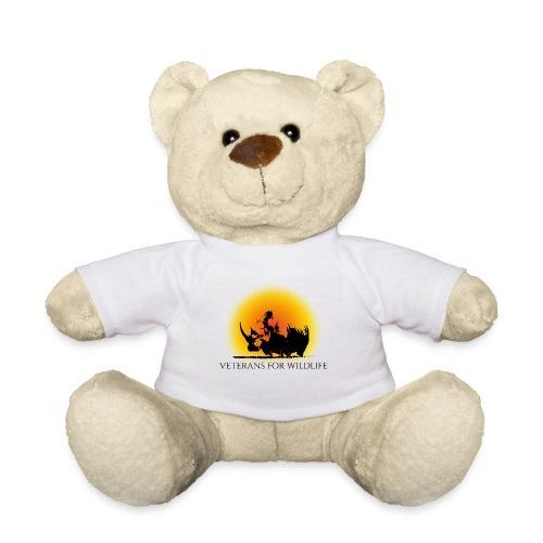 Veterans For Wildlife Teddy - Teddy Bear