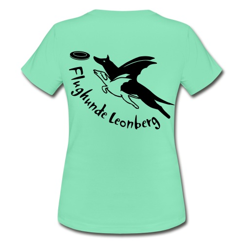 Frauen T-Shirt, Druckfarbe schwarz, Name - Frauen T-Shirt