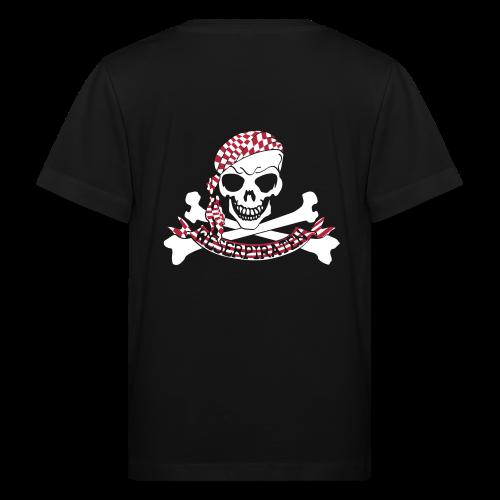 Weserpiraten - Kinder Bio-T-Shirt