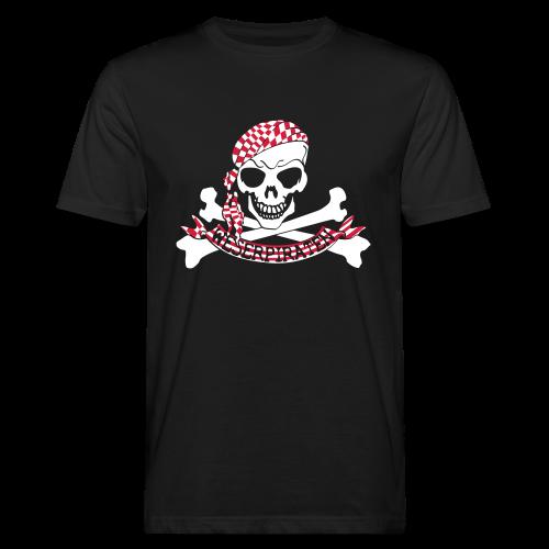 Weserpiraten - Männer Bio-T-Shirt