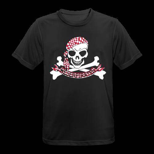 Weserpiraten - Männer T-Shirt atmungsaktiv