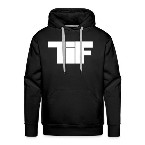TiF - Hoody Logo groß - Männer Premium Hoodie