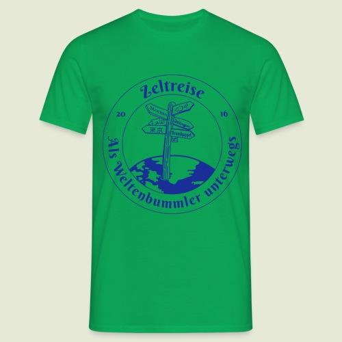 Zeltlager T-Shirt 2016 - Männer T-Shirt