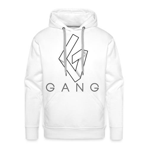 G-Gang Basic-Hoodie - Männer Premium Hoodie