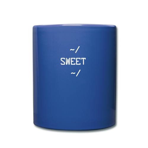 Home Sweet Home, Linux Style - Mug - Full Colour Mug