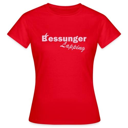 Bessunger Lapping - Frauen T-Shirt