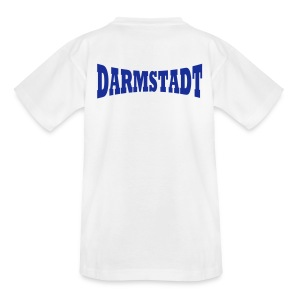 Darmstadt - Teenager T-Shirt