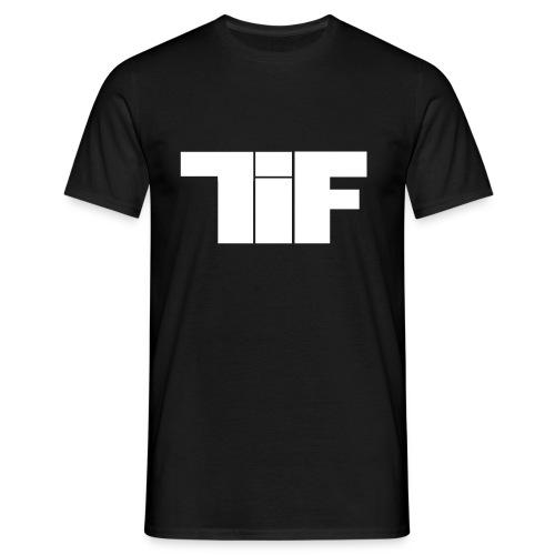TiF - T-Shirt Logo groß - Männer T-Shirt