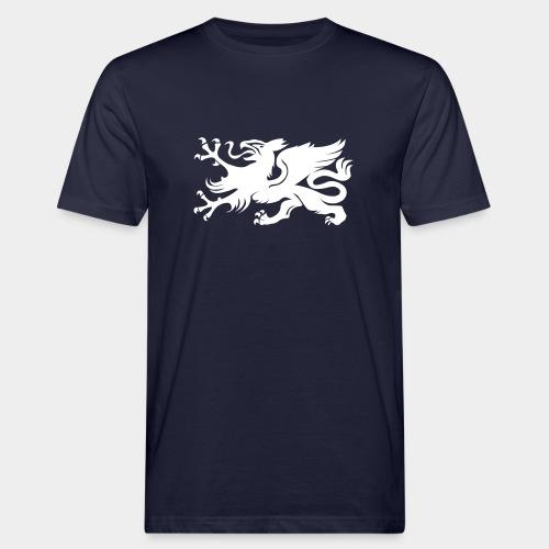 Rostocker Greif - Männer Bio-T-Shirt