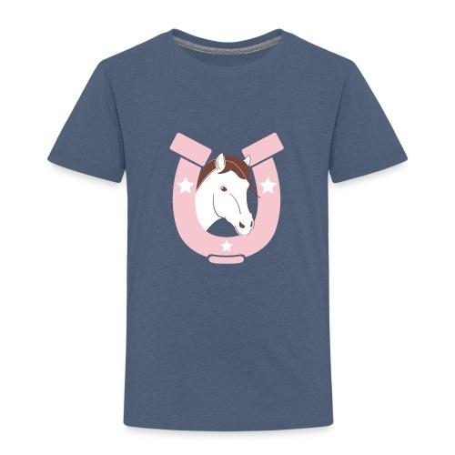 Spielpferd.de Kinder Premium T-Shirt - Kinder Premium T-Shirt