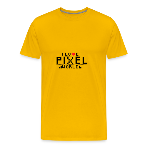 Pixel - Koszulka męska Premium