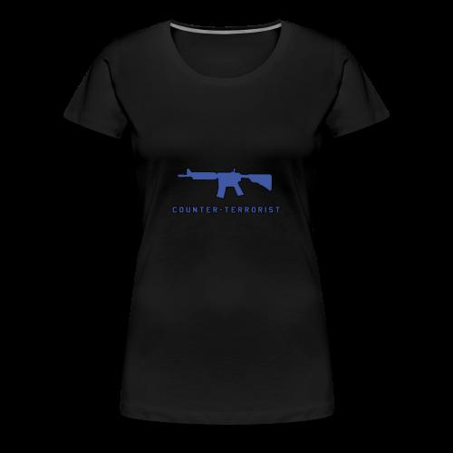 CT - Koszulka damska Premium