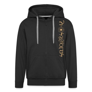 Phosphorus Hoodie - Men's Premium Hooded Jacket