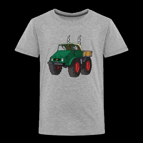 customog - Kinder Premium T-Shirt