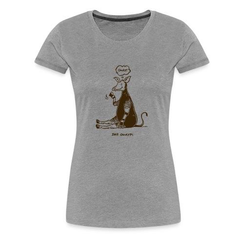 Okaypi - Frauen Premium T-Shirt