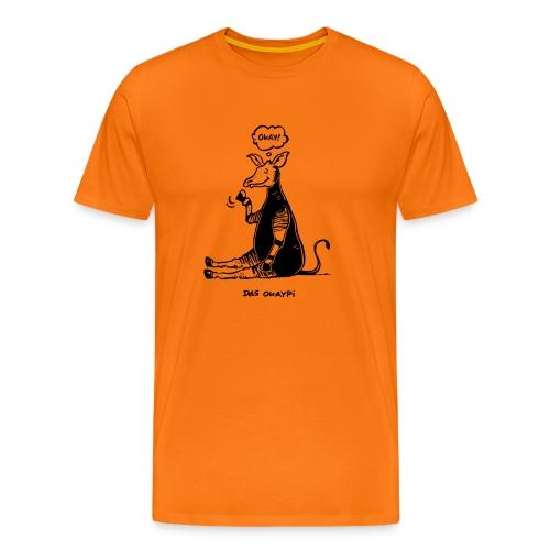 Okaypi - Männer Premium T-Shirt
