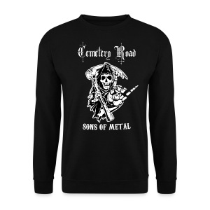 Sons of Metal Sweatshirt - Men's Sweatshirt