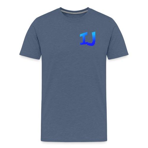 iTz_JuStiiN Official Men's T-Shirt - Men's Premium T-Shirt