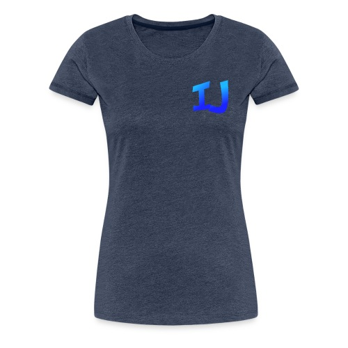 iTz_JuStiiN Official Woman's T-Shirt - Women's Premium T-Shirt